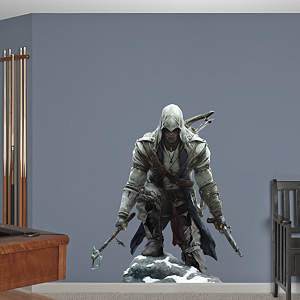 Connor: Assassin's Creed III Fathead Wall Decal